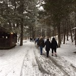 A Weekend at Winter Camp