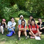 Silver Lake Hosts Campers from China